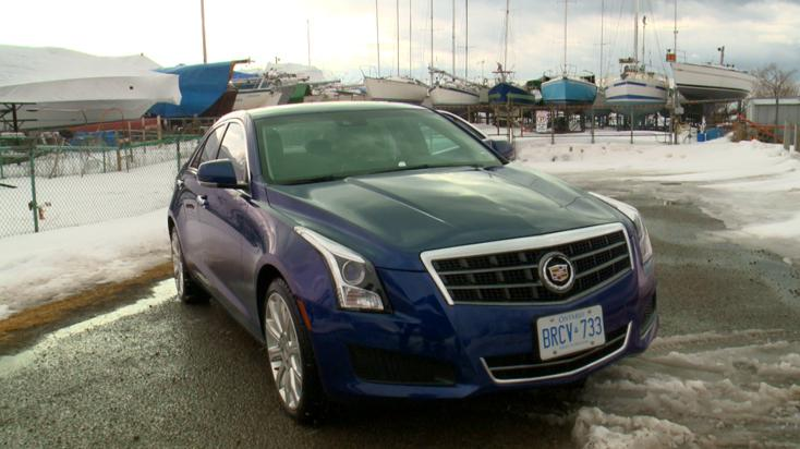 2014 Cadillac ATS Review | Video Test Drive