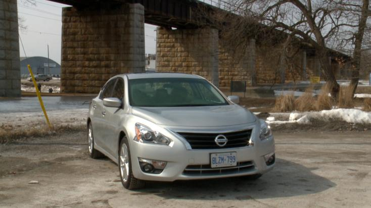 2014 Nissan Altima Review | Video Test Drive