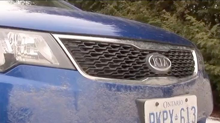 Kia Forte Hatchback Review: 2011 Video Test Drive