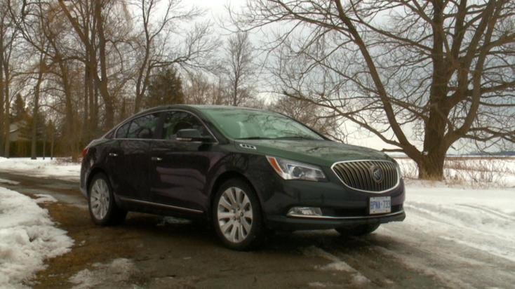 2014 Buick LaCrosse AWD Review | Video Test Drive