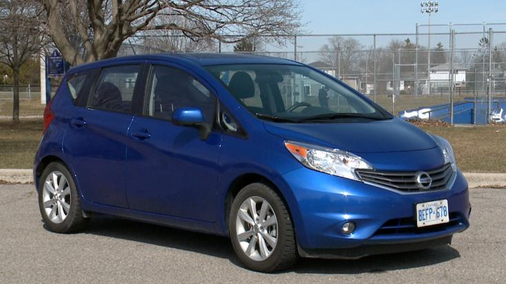 2014 Nissan Versa Note Review | Video Test Drive