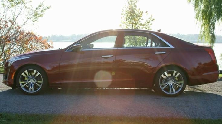 Behind the Wheel with Shell V-Power - 2014 Cadillac CTS Review