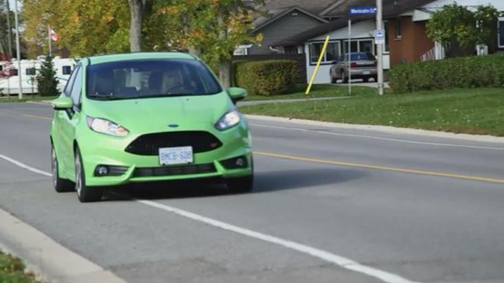 Behind the Wheel with Shell V-Power - 2014 Ford Fiesta ST Review