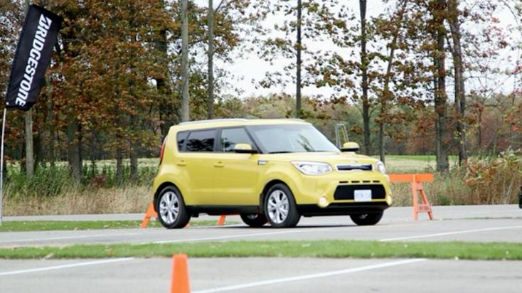 Behind the Wheel with Shell V-Power - 2014 Kia Soul Review