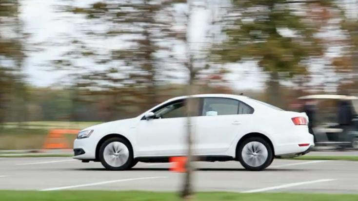 Behind the Wheel with Shell V-Power - 2014 Jetta Turbo Hybrid Review