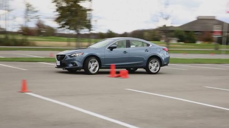 Behind the Wheel with Shell V-Power - 2014 Mazda6 Review