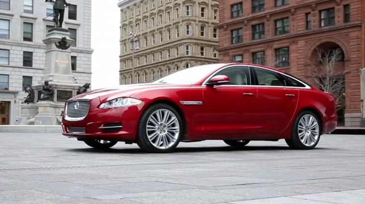 2014 Jaguar XJL AWD Review | Video Test Drive