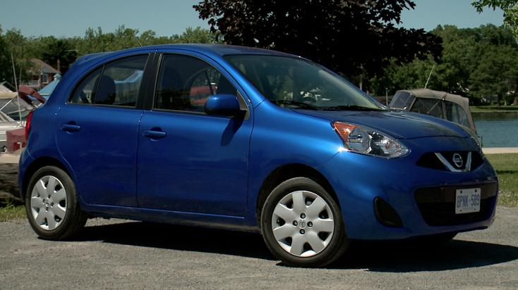 2015 Nissan Micra Review | Video Test Drive
