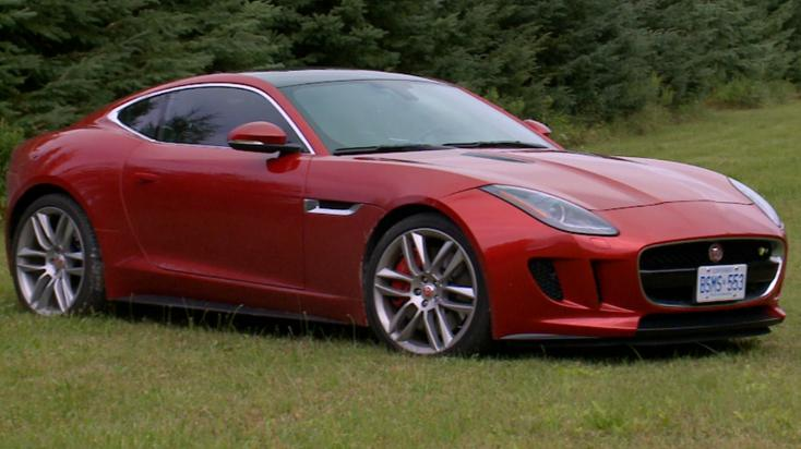 2015 Jaguar F-TYPE Coupe Review | Video Test Drive