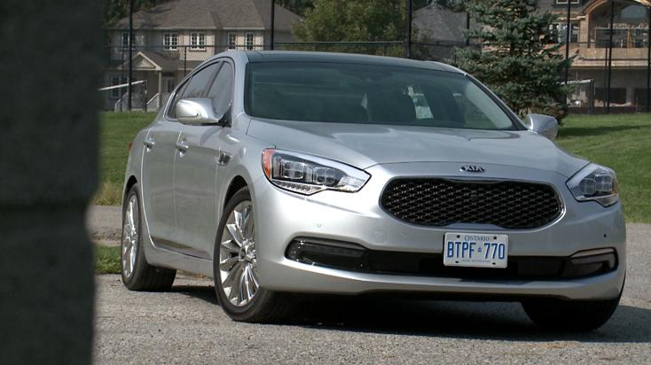 2015 Kia K900 Review | Video Test Drive