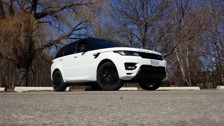 2015 Range Rover Sport Autobiography Review | Video Test Drive