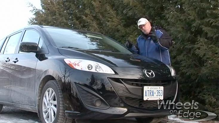 2012 Mazda 5 Test Drive: Video Car Review