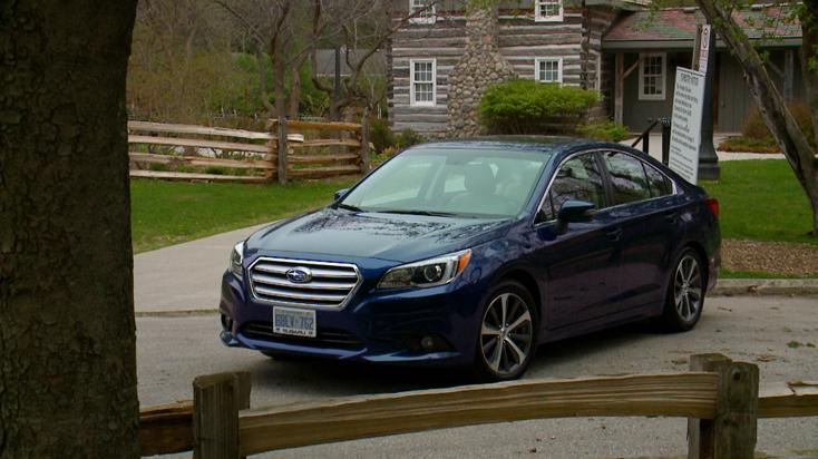 2015 Subaru Legacy Review | Video Test Drive
