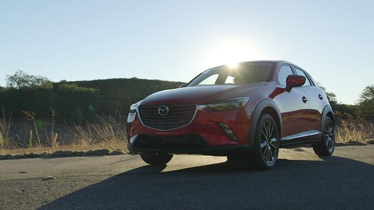 2016 Mazda CX-3 Review | Video Test Drive