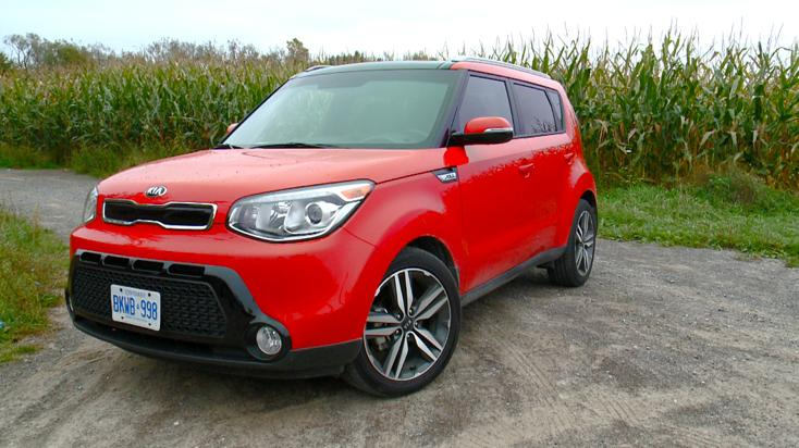 2015 Kia Soul Review: Video Car Review