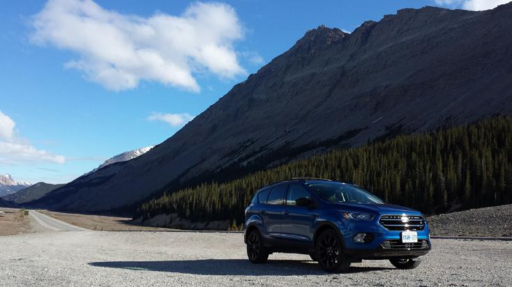 2017 Ford Escape Review | Escape With Ford