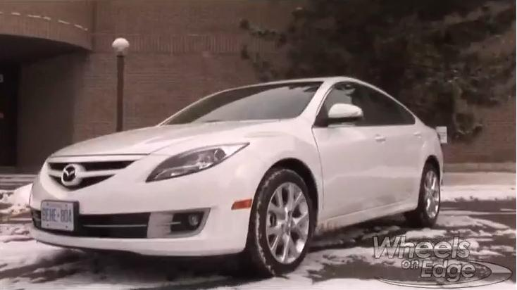 Mazda 6 Test Drive: 2011 Video Car Review