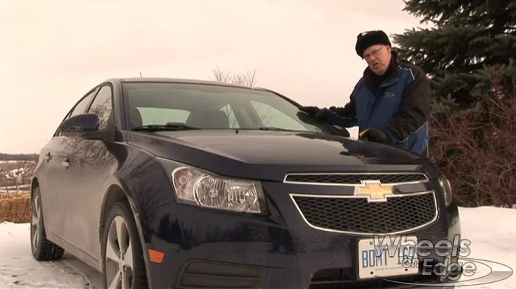 Chevrolet Cruze Test Drive: 2011 Video Car Review GM