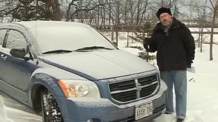 Dodge Caliber Test Drive: 2006 Video Car Review