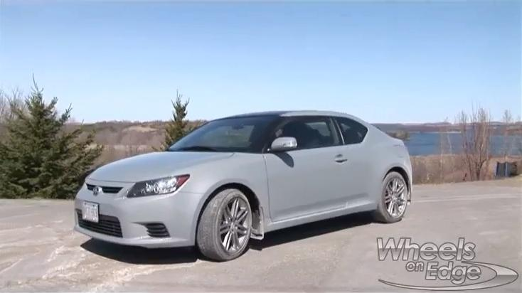 Scion TC Test Drive: 2011 Video Car Review | Toyota