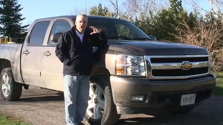 Chevrolet Silverado Test Drive: 2007 Video Truck Review GM