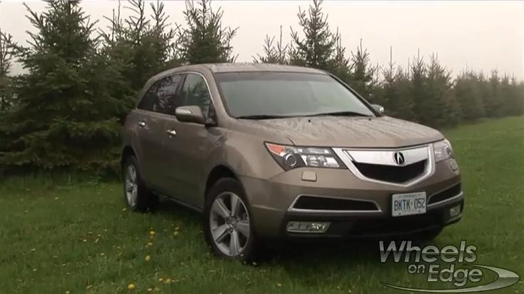 Acura MDX Test Drive: 2011 Video Car Review