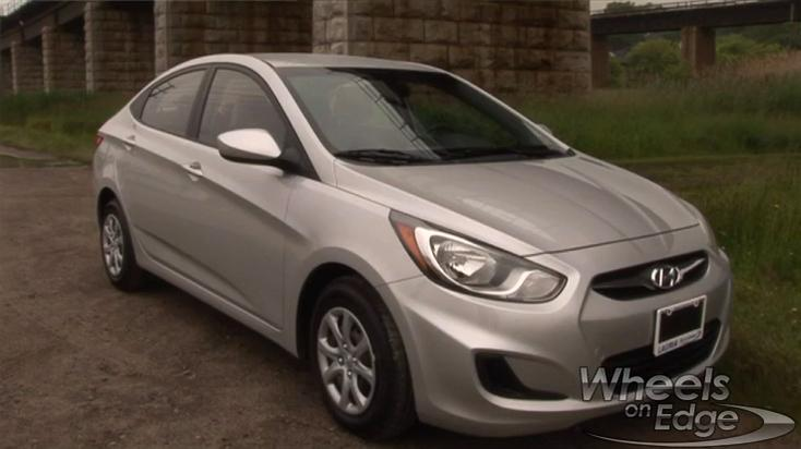 2012 Hyundai Accent Video Car Review