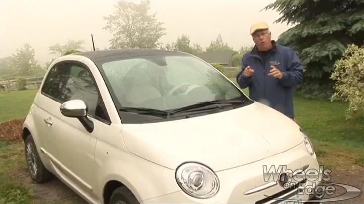 2012 Fiat 500 Test Drive: 2011 Video Car Review