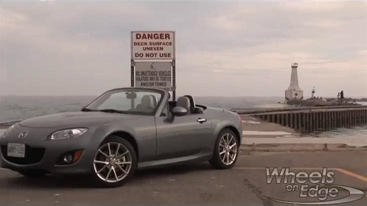 Mazda MX-5 Special Edition Test Drive | 2011 Reim Time