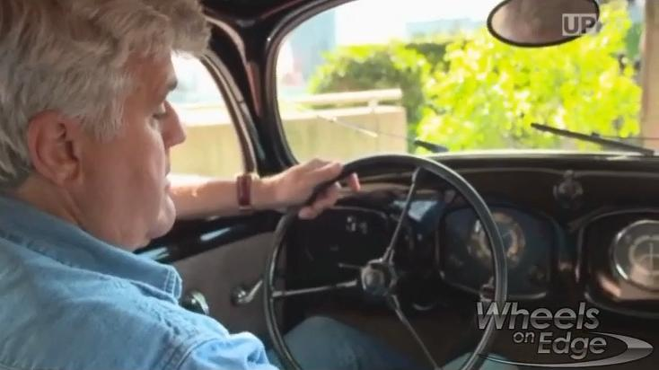 Jay Leno Goes Beetle