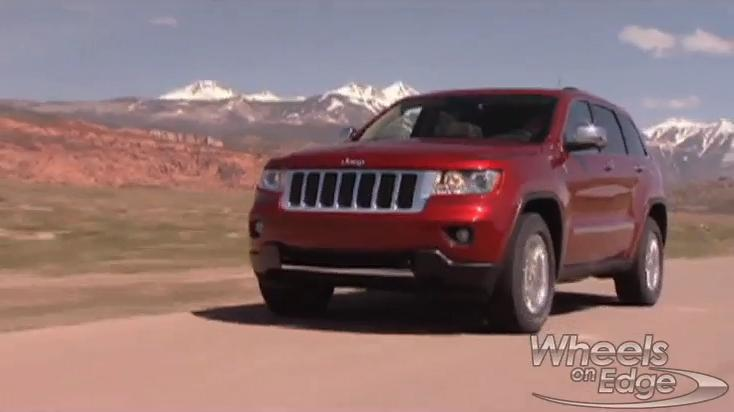 Jeep Grand Cherokee Test Drive: 2011 Video Car Review