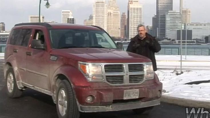 Dodge Nitro Test Drive, 2007 Video car Review