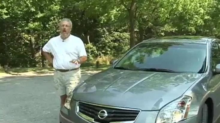 Nissan Maxima Test Drive: 2007 Video Car Review
