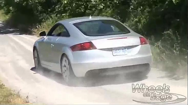 Audi TT Test Drive: 2008 Video Car Review