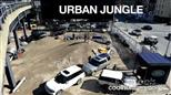 Urban Jungle: Land Rover celebrates 25 years in the U.S. by showing city-dwellers the true purpose of SUVs
