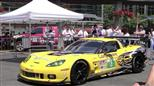 Corvette Racing Performs Pit Stop for Fans at RaceFest