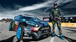 Tire Slayer Ken Block Tears up Toronto at Ford Fiesta ST Event