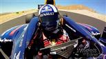 Tom Cruise Drives the Red Bull Racing F1 Car